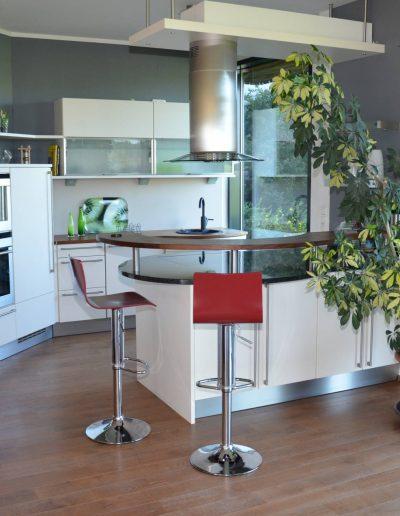 Moderne Küche der Schreinerei Filser