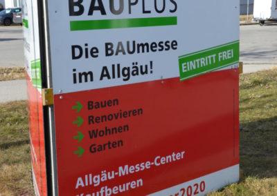 BauPlus-Messe am 1. + 2. Februar in Kaufbeuren