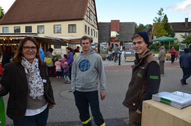 Günztal-Marktfest September 2017 in Obergünzburg