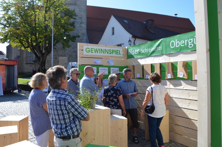 Günztal-Marktfest am 15. September 2019 in Obergünzburg