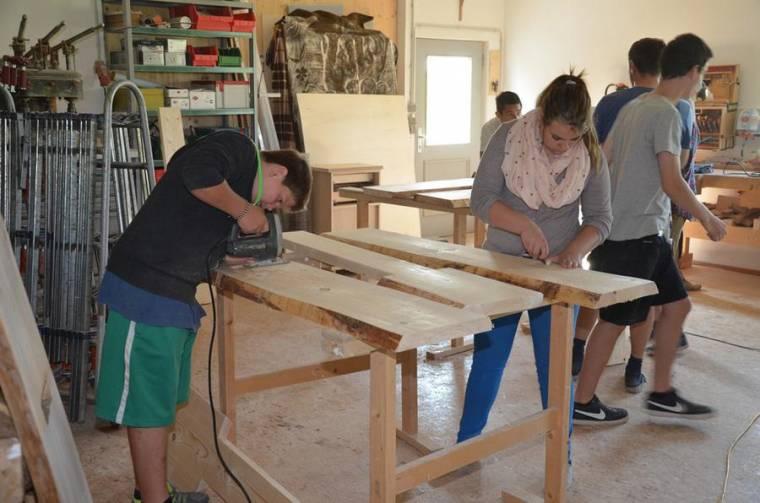 Projektarbeit Schule